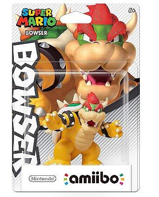 Amiibo Bowser - Super Mario Bros Series