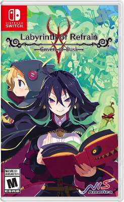 Labyrinth of Refrain Coven of Dusk - Switch