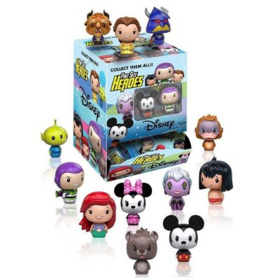 Funko Mystery Mini Pint Size Disney - 1 Boneco Misterioso