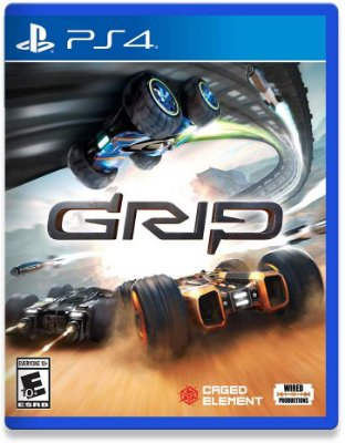 GRIP Combat Racing - PS4