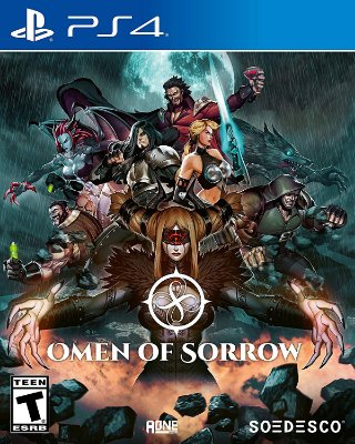 Omen Of Sorrow - PS4