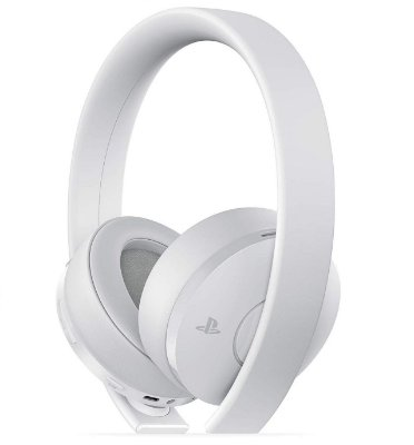 PlayStation Gold Wireless Headset 7.1 White - PS4