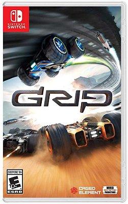 GRIP Combat Racing - Switch