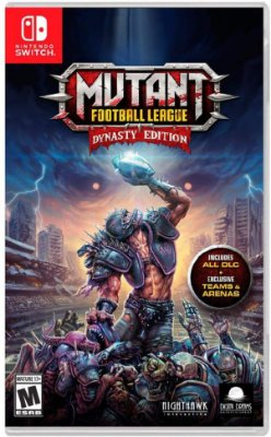 Mutant Football League Dynasty Edition - Switch