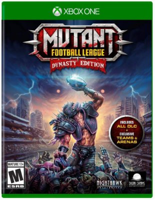 Mutant Football League Dynasty Edition - Xbox one