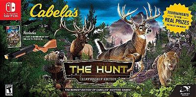 Cabela's The Hunt Championship Edition Bundle - Switch