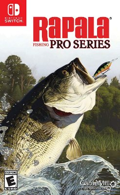 Rapala Pro Fishing - Switch