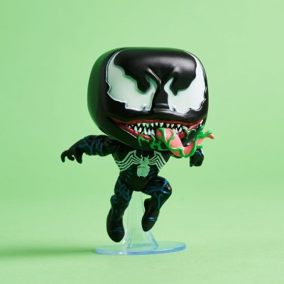 Funko Pop Marvel Venom 373 Venom Collector Corps