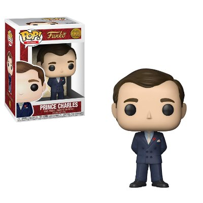 Funko Pop Royal Family 02 Prince Charles