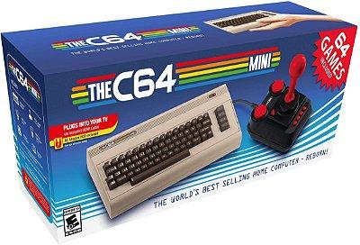 Console The C64 Mini c/ 64 Jogos