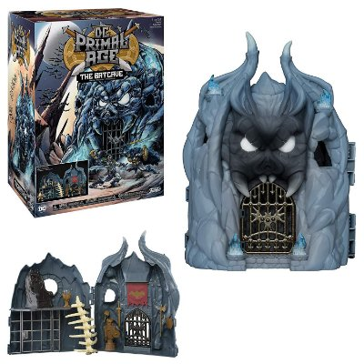 Funko DC Primal Age The Batcave Batman Batcaverna