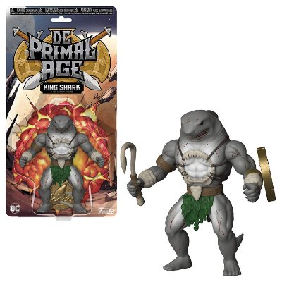 Funko DC Primal Age Ace  King Shark