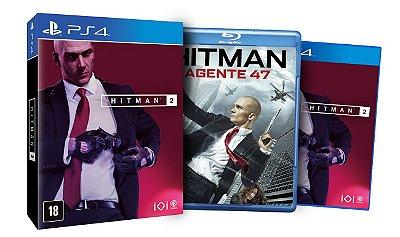 Hitman 2 Edição Limitada - PS4