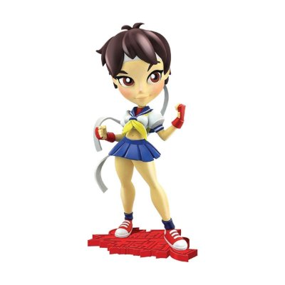Figura Street Fighter Knock-Outs Serie 1 Sakura - Cryptozoic