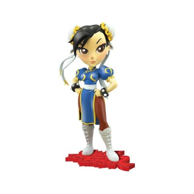 Figura Street Fighter Knock-Outs Serie 1 Chun-Li - Cryptozoic