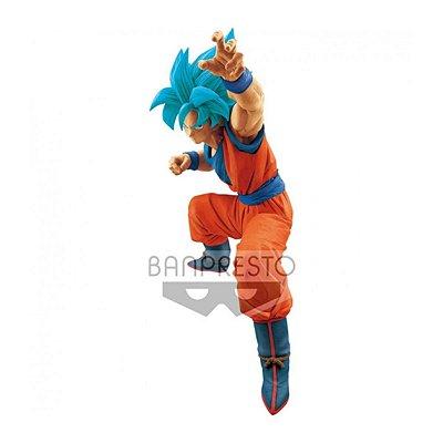 Dragon Ball Goku Blue Big Size Figure Bandai