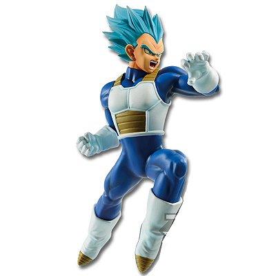 Dragon Ball Flight Fighting Super Saiyan Vegeta Blue Bandai