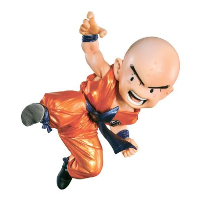 Dragon Ball Scultures Kuririn Special Color Bandai