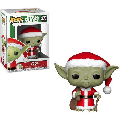 Funko Pop Star Wars Holiday 277 Yoda