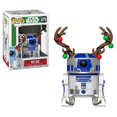 Funko Pop Star Wars Holiday 275 R2-D2 R2D2