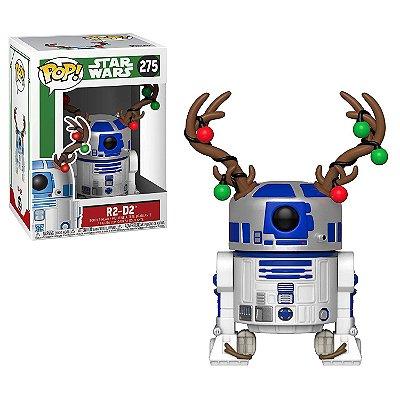 Funko Pop Star Wars Holiday 275 R2-D2 R2D2