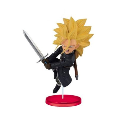 Dragon Ball Wcf Heroes Trunks Xeno Bandai