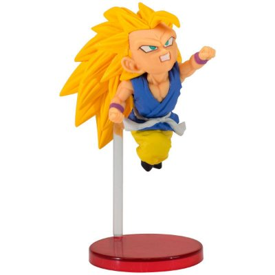 Dragon Ball Wcf Figure Goku 3 Bandai
