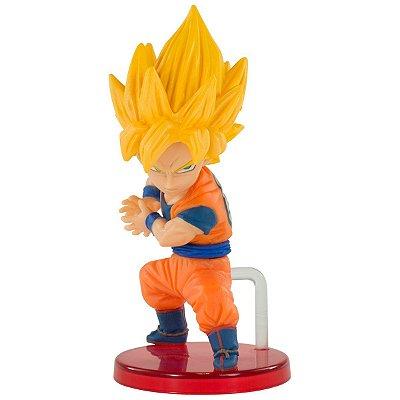 Dragon Ball Figure Wcf Kamehameha Goku Saiyajin Bandai