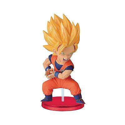 Dragon Ball Figure Wcf Kamehameha Goku Saiyajin 2 Bandai