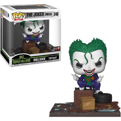 Funko Pop DC 240 The Joker Hush Jim Lee Collection Exclusive