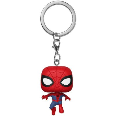 Chaveiro Funko Pocket Pop Spider-Man Peter Parker