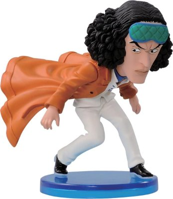 Figura One Piece Wcf Log Collection Vol.1 Kuzan - Bandai