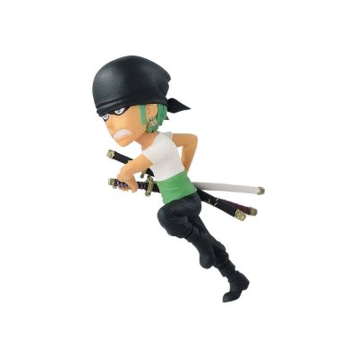 Figura One Piece Wcf 20th Roronoa Zoro - Bandai