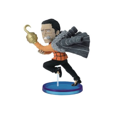 Figura One Piece Wcf History Relay 20th Vol.2 Sr. Crocodile - Bandai