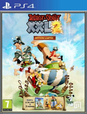 Asterix & Obelix XXL 2 Limited Edition - PS4