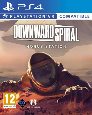 Downward Spiral Horus Station - PS4 VR