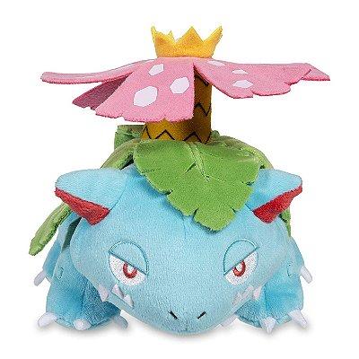 Pelúcia Pokemon Stuffed Poke Plush Venusaur