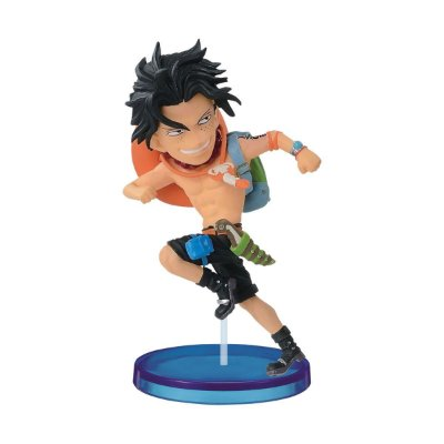 Figura One Piece Wcf History Relay 20th Vol.2 Portgas D Ace Bandai