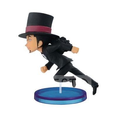Figura One Piece Wcf History Relay 20th Vol.2 Rob Lucci Bandai