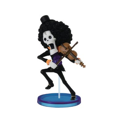 Figura Wcf One Piece 20th Brook Bandai