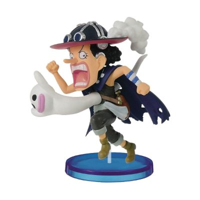 Figura Wcf One Piece 20th Usopp Bandai