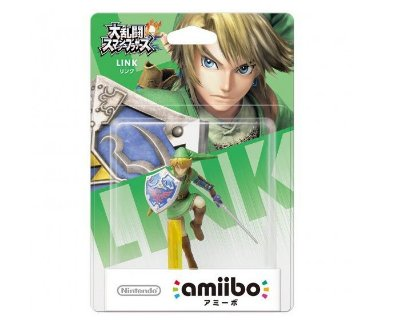 Amiibo Link - Super Smash Bros. Series