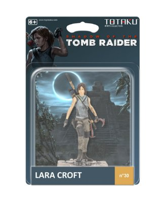 Totaku Shadow of The Tomb Raider Lara Croft First Edition N.30