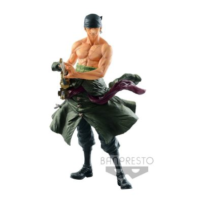 Figura One Piece Big Size Figure Roronoa Zoro - Bandai