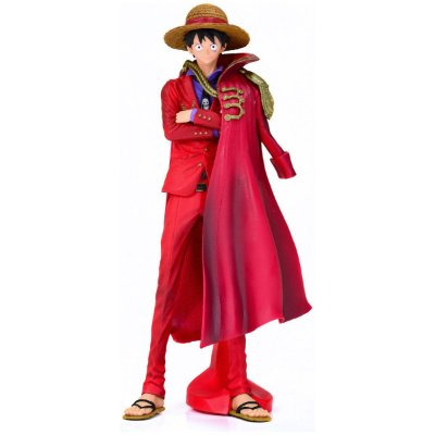 Figura One Piece King Of Artist Luffy 20th Anniversary - Bandai