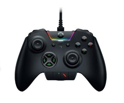 Controle Razer Wolverine Ultimate Chroma Lighting Xbox One / PC