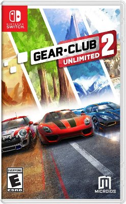 Gear Club Unlimited 2 - Switch