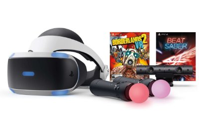 PlayStation VR Borderlands 2 VR and Beat Saber Bundle