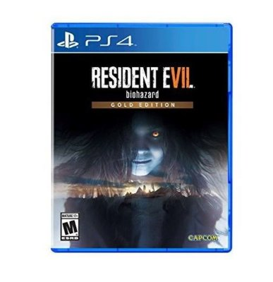 Resident Evil 7 Biohazard Gold Edition C/ VR Mode - PS4