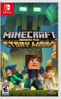 Minecraft Story Mode Season 2 - Switch